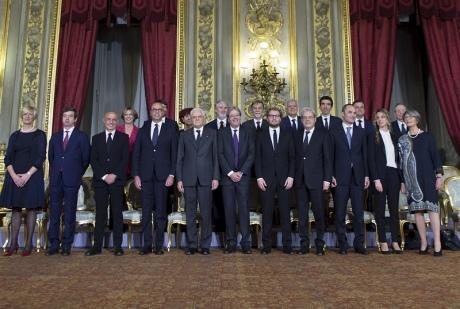 Премьер Италии определился сновым главой МИД
