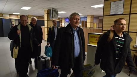 Доокупованого Криму прибула делегація німецьких депутатів