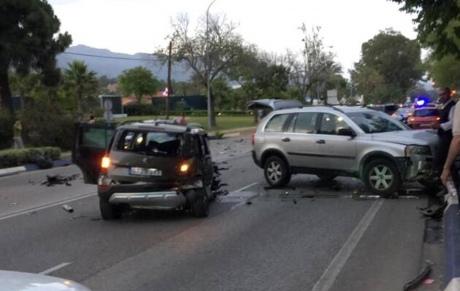 В Іспанії автомобіль врізався внатовп, постраждали 8 людей