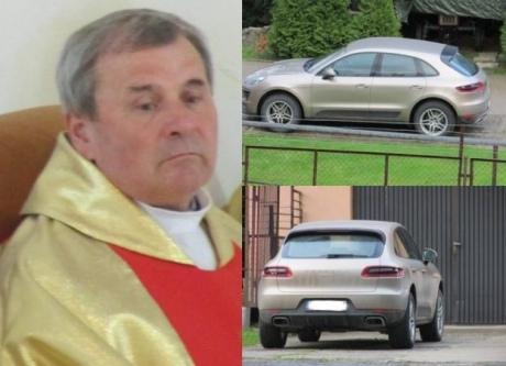 Обурені прихожани змусили священика уПольщі продати Porsche