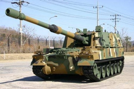 Эстония вместе сФинляндией закупит тяжелую артиллерию вЮжной Корее