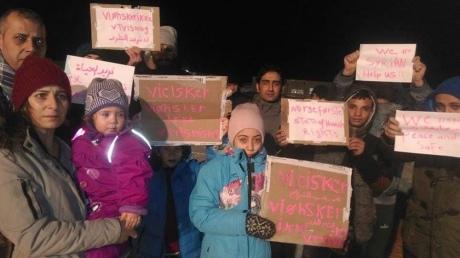 УНорвегії біженці, яких депортують доРосії, оголосили голодування