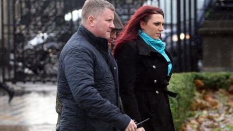 Лидер партии Britain First арестован вБелфасте