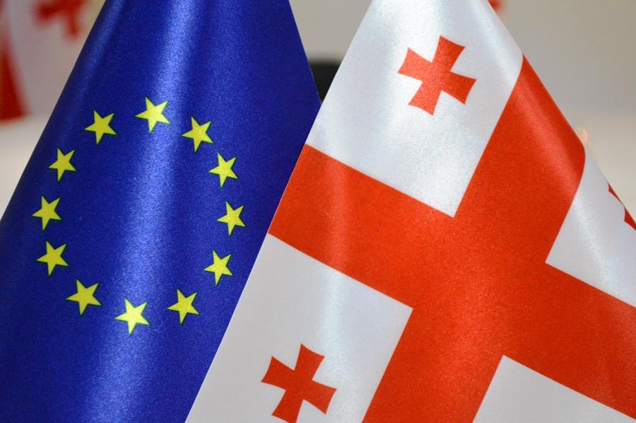 Грузия и Европейский союз  Википедия