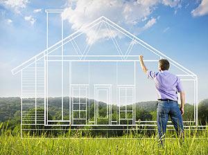 Картинки по запросу выбор места для строительства частного дома