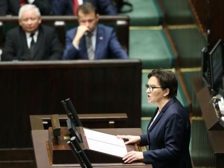 УПольщі уряд Копач пішов у відставку