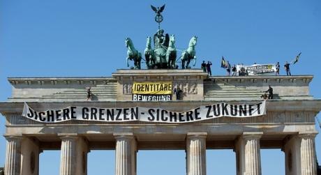 ВБерлине прошла акция протеста против миграционной политики Германии