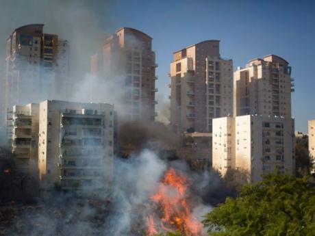 Нетаньяху: «Любой пожар, вызванный поджогом либо подстрекательством кподжогу, является терроризмом»