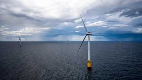 Statoil запустила уберегов Шотландии 1-ый вмире плавучий ветропарк