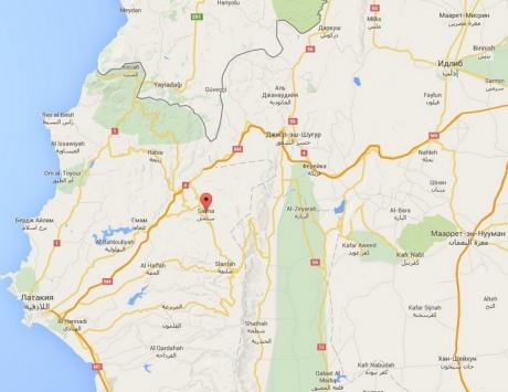 Армія Асада зайняла головне місто опозиції вЛатакії