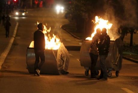 Близько 40 людей постраждали при розгоні мітингу вЧорногорії
