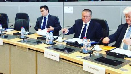 Розпочалася зустріч України, ЄС і РФзпитань Угоди про асоціацію