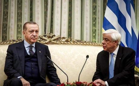 Президенты Греции иКипра обсудили предстоящий визит Эрдогана