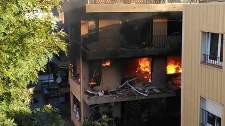 Вкурортном городе около Барселоны произошел взрыв: есть погибшие