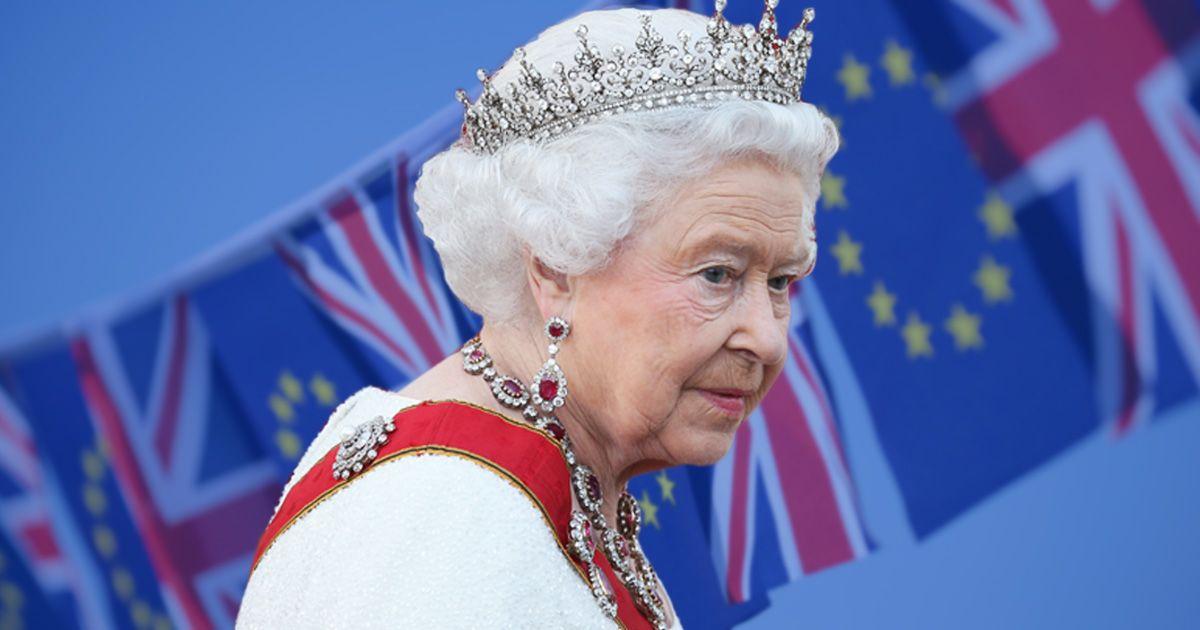 """Результат пошуку зображень за запитом """"Королева Британии брексит"""""""