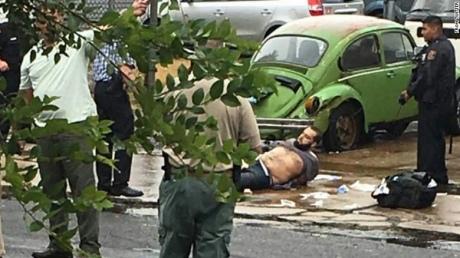 Подозреваемому вовзрывах вСША предъявили обвинения по 7-ми пунктам