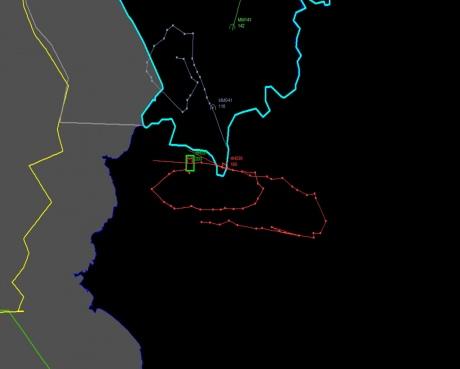 Якросійський Су-24 порушив кордон Туреччини