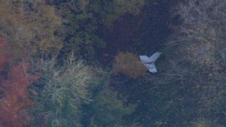 В Великобритании вертолет столкнулся ввоздухе ссамолетом