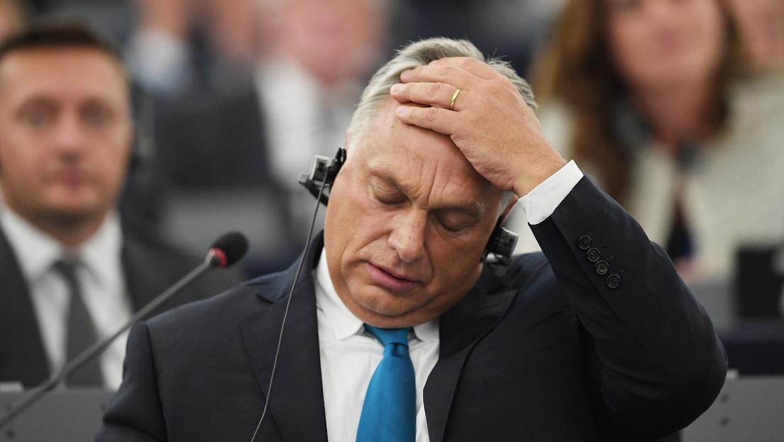 Картинки по запросу Європарламент підтримав введення санкцій ЄС проти Угорщини