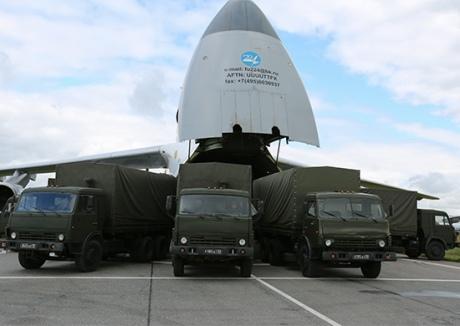 ЗМІ: УСирії приземлилися 2 російських літака