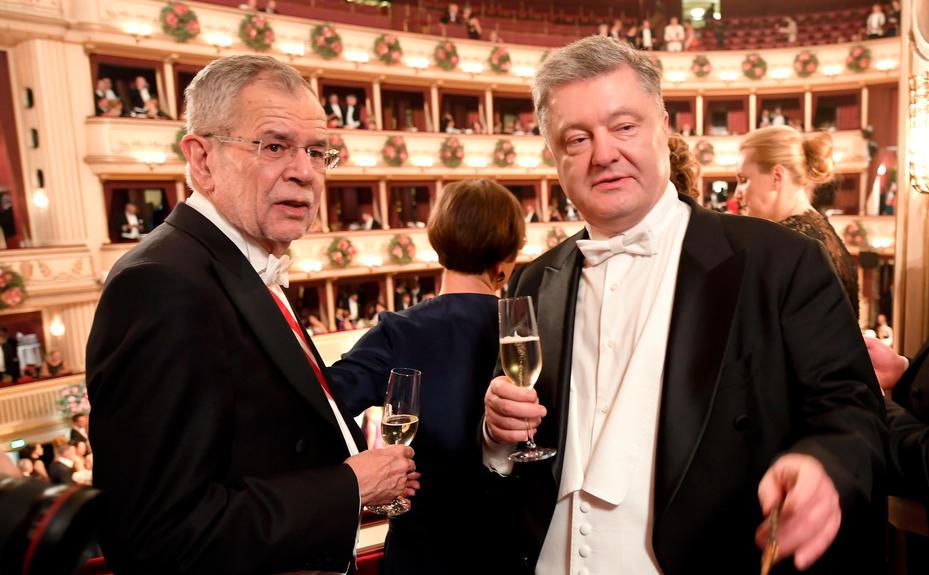 Президент Австрии Ван дер Беллен потребовал провести доскональное расследование в деле задержанного российского шпиона - Цензор.НЕТ 6647