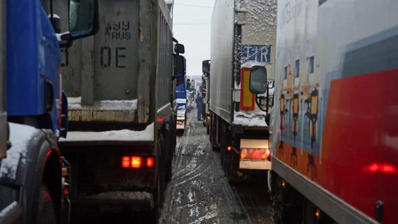 Россия окончательно блокировала транзит украинских грузов