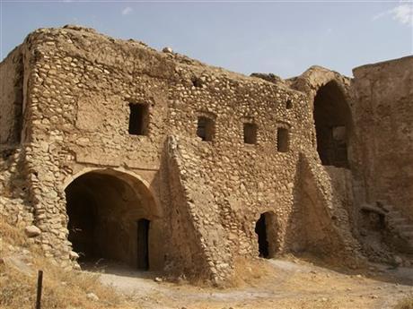 Бойовики «Ісламської держави» знищили найдавніший монастир Іраку