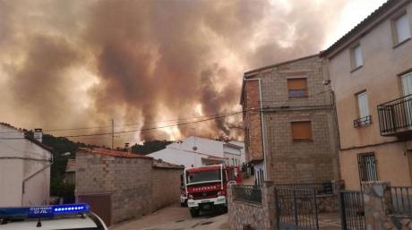 В Іспанії горить національний парк, евакуйовано близько 300 осіб