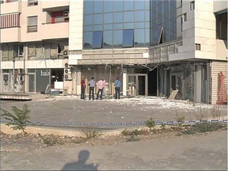 УЧорногорії вофісній будівлі стався вибух
