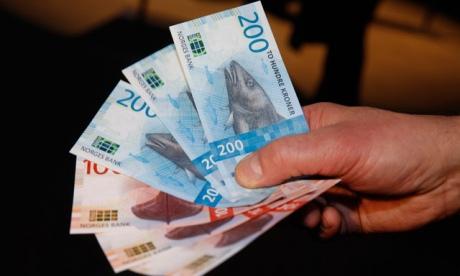 ВНорвегии впервый раз выпустили банкноты без портретов выдающихся личностей