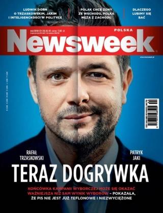 обкладинка Newsweek