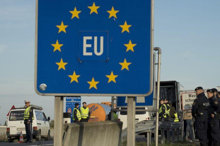 знак ЕС