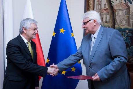 Польша назначила нового посла республики вУкраинском государстве