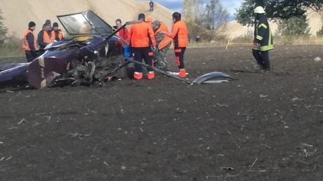 УЛатвії розбився вертоліт, є жертви