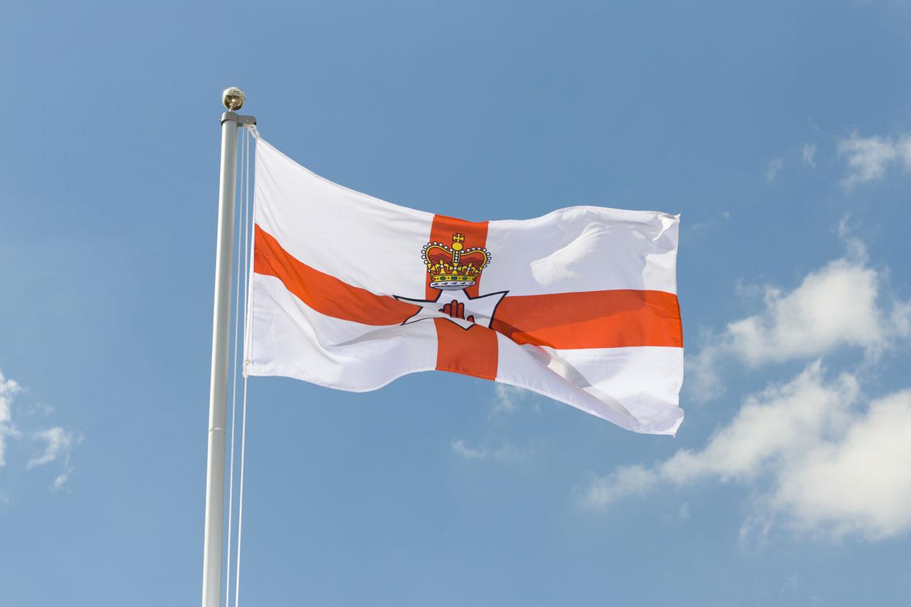 северная ирландия флаг фото получать прогноз