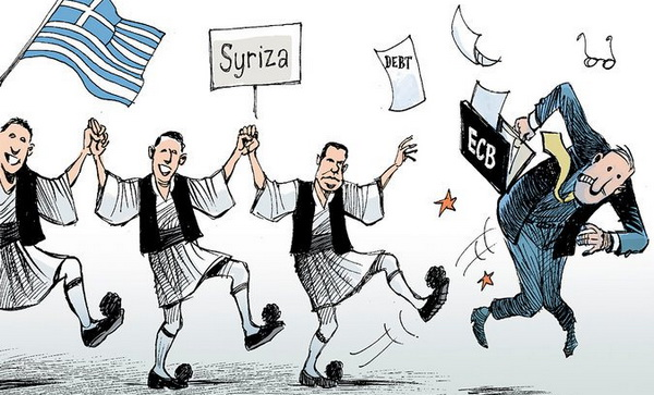 борьба с кризисом в греции