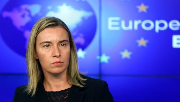 Могеріні припустила можливість об єднання ЄС і РФ проти Трампа В