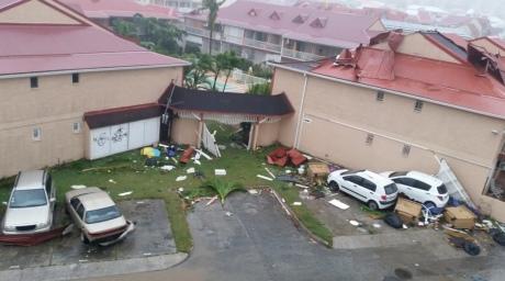 Ураган Ірма повністю знищив острів вКарибському морі