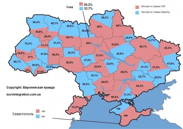 Экспорт украинских товаров в Евросоюз вырос на 25%, - Представительство ЕС - Цензор.НЕТ 4518