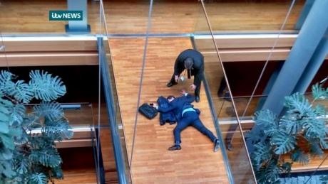 Депутата Європарламенту госпіталізували зкрововиливом умозок після бійки зоднопартійцем,— джерело