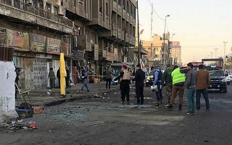 Уподвійному теракті вБагдаді загинуло майже 30 людей