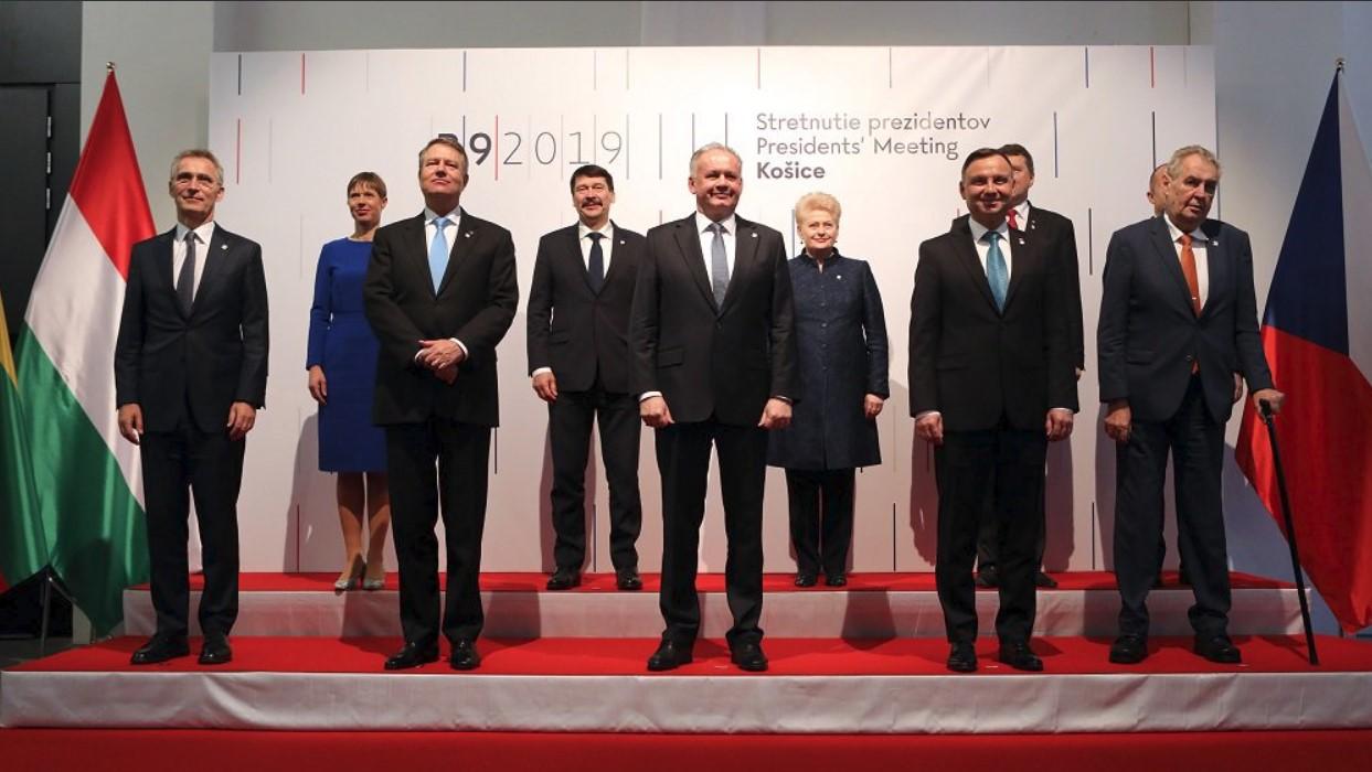 Картинки по запросу саммит бухарестской девятки