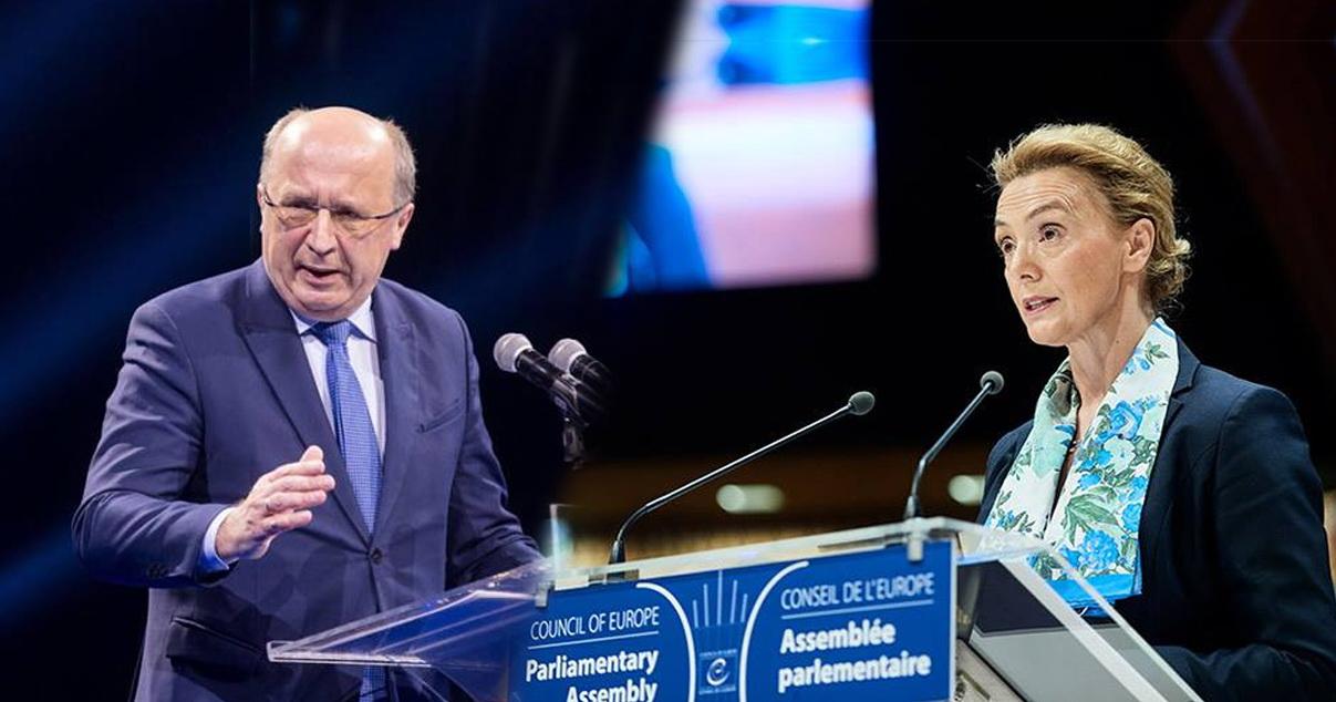 c75e0eaedbc08c Останній шанс для Росії в Страсбурзі: хто замінить Ягланда на чолі Ради  Європи   Європейська правда