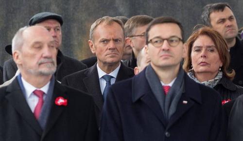 Європарламент схвалив резолюцію, яка передбачає введення санкцій проти Польщі