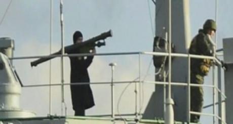Російський моряк направив ПЗРК всторону Стамбула. МЗС каже про провокацію