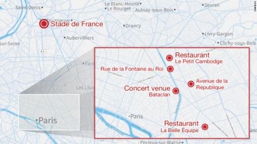d533bf5-0 Теракты в Париже, более 120 погибших (фото видео)