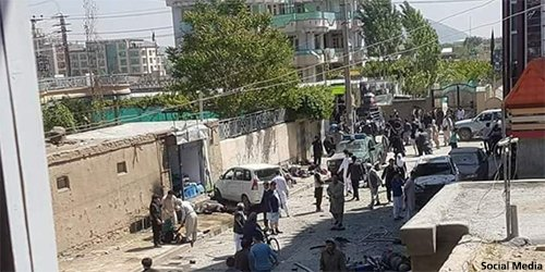 УКабулі підірвався смертник: четверо загиблих