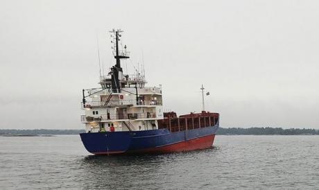 Біля берегів Швеції затримали росіян зауправління судном внетверезому вигляді