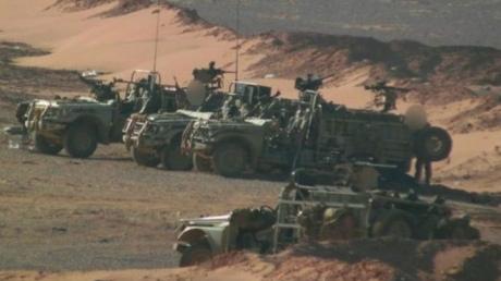СМИ впервый раз опубликовали фото английского спецназа вСирии