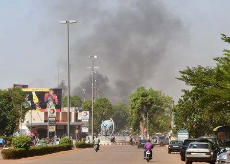 УБуркіна-Фасо бойовики атакували урядовий квартал, 7 загиблих